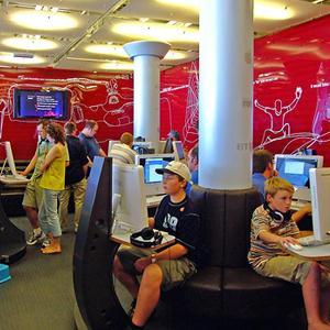 Интернет-кафе Костомукши