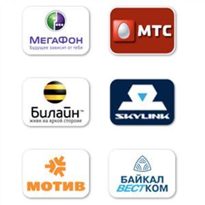Операторы сотовой связи Костомукши