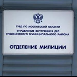 Отделения полиции Костомукши