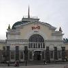 Железнодорожные вокзалы в Костомукше
