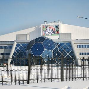 Спортивные комплексы Костомукши