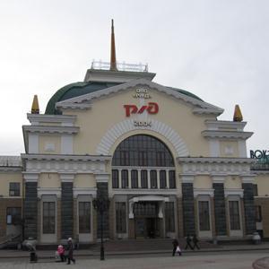 Железнодорожные вокзалы Костомукши